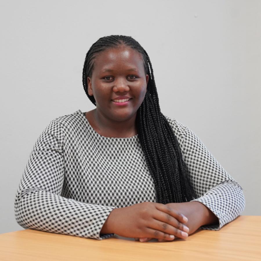 Yavela Nkonzo  – Junior Scholar Programme Officer
