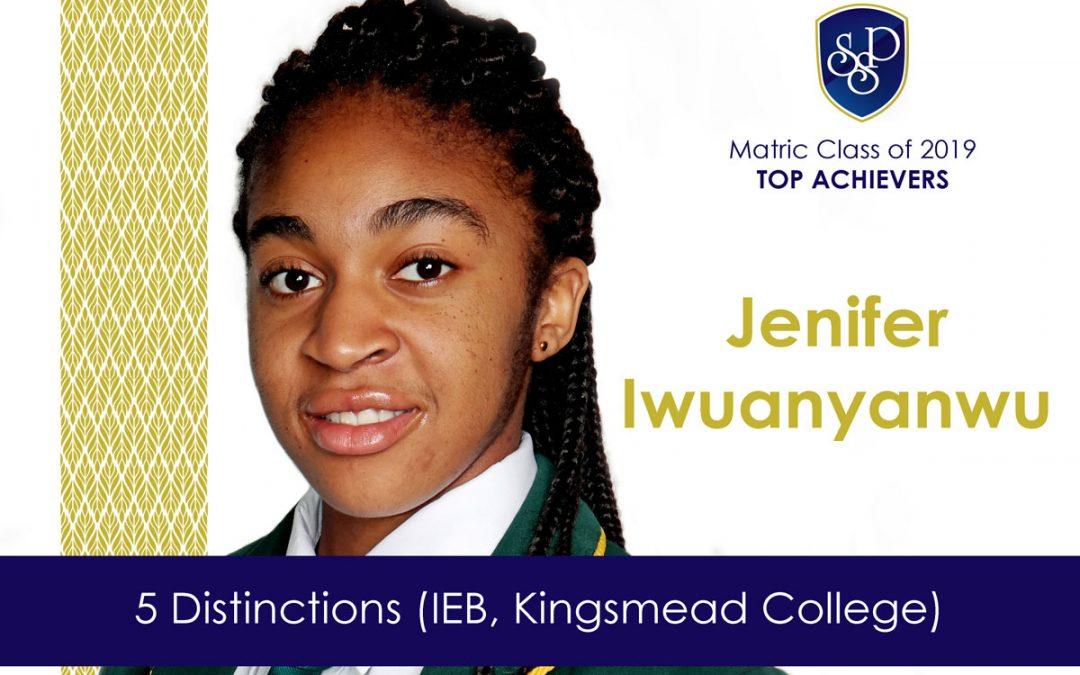 SSP IEB Matric Scholars Jenifer and Alyce have 5 distinctions